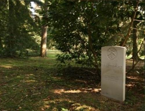 Commonwealth War Grave Aachen