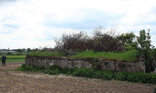 Fortified Region of Silesia - Munition Bunker