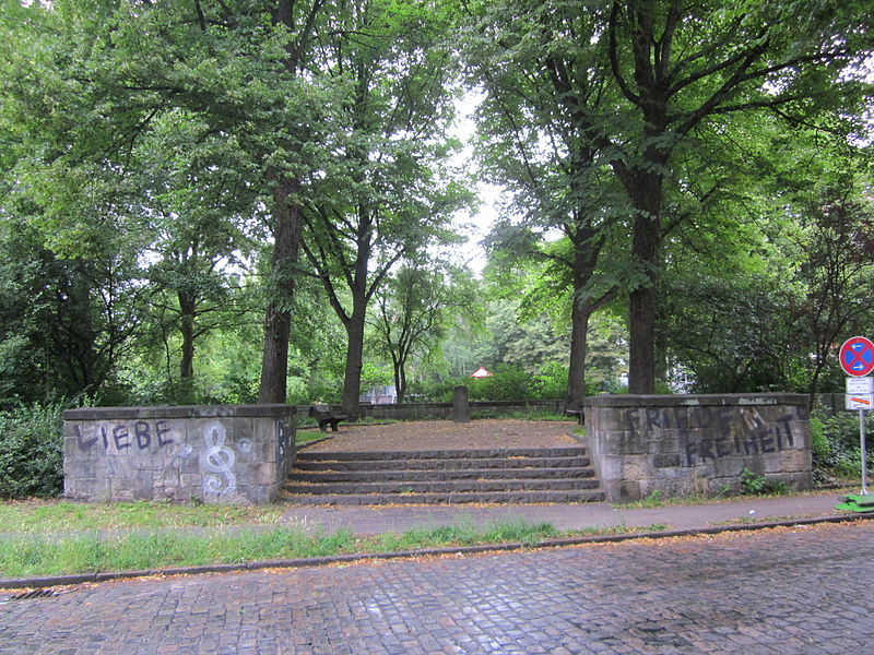 Begraafplaats Belegering Hamburg