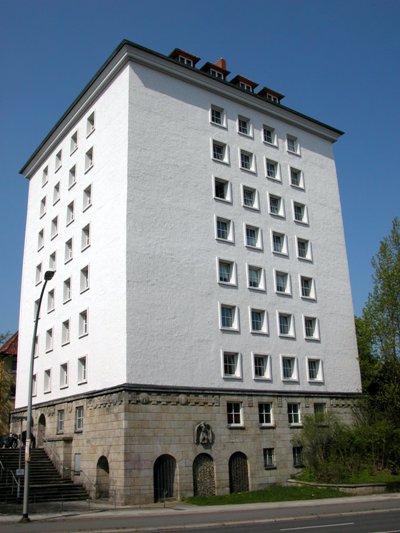 Air Raid Shelter Bebelhof