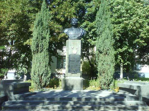 Memorial Hero of the Soviet Union Semyon Kozaku