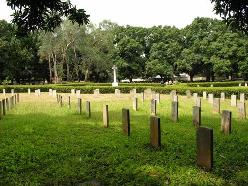 Oorlogsgraven van het Gemenebest Enugu Military Cemetery