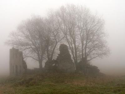 Wrecked Village Königsmühle
