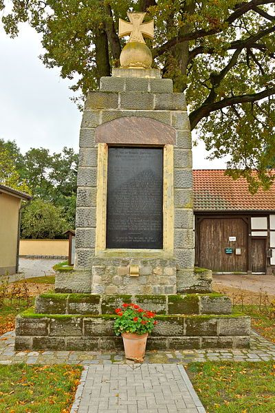 War Memorial Winterfeld
