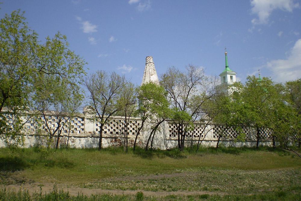 Trinity Cemetery Krasnoyarsk