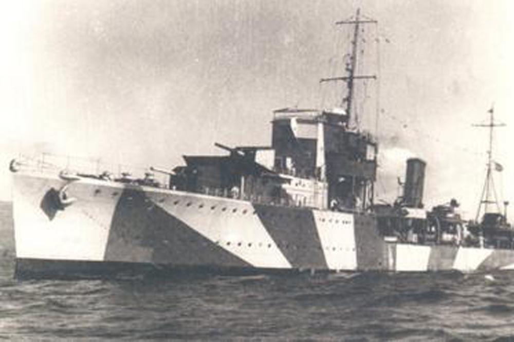 Ship Wreck Vasilissa Olga (D15)