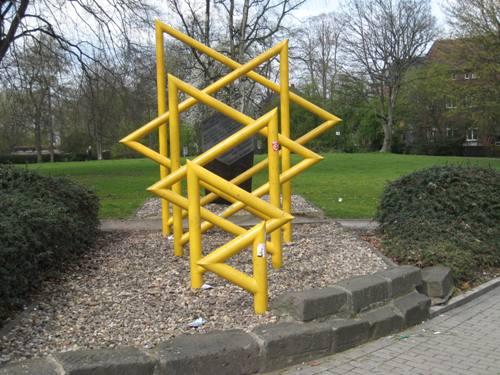Monument Synagoge Dorstfeld