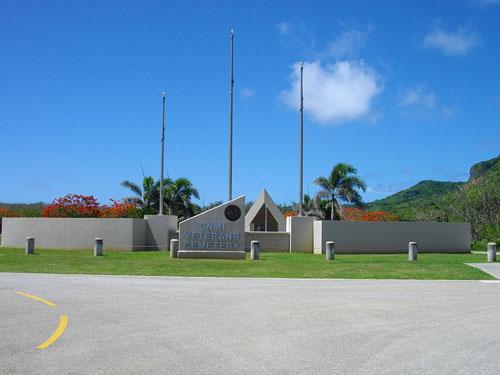 CNMI Veterans Cemetery Saipan