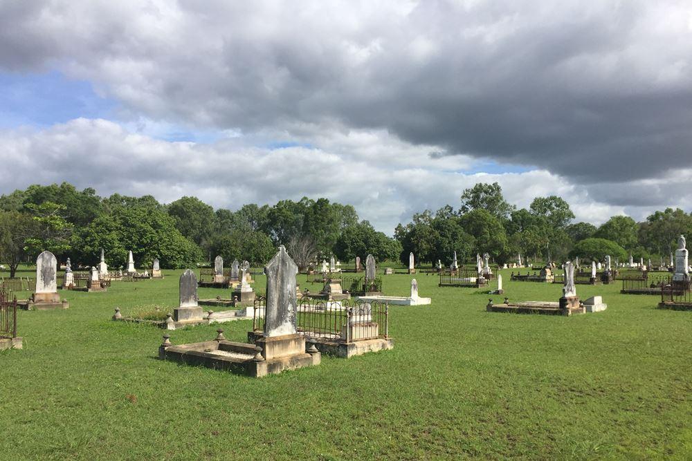 Commonwealth War Graves Mareeba Old Cemetery