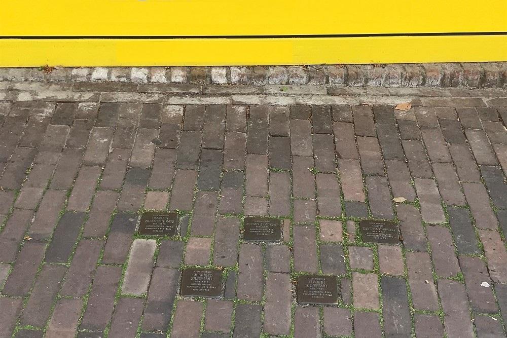 Stumbling Stones Brinkstraat 14