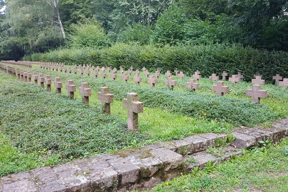 German War Cemetery Heidelberg