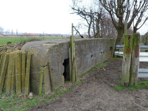 German Personnel Bunker Vrasene