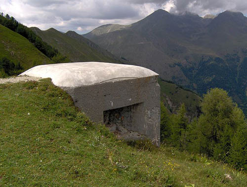 Maginot Line - Fort Plan Caval