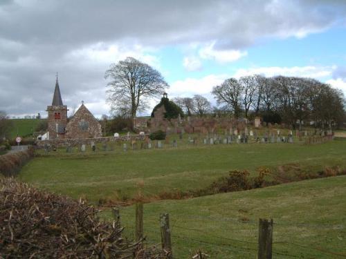 Commonwealth War Graves Dalton Parish Churchyard