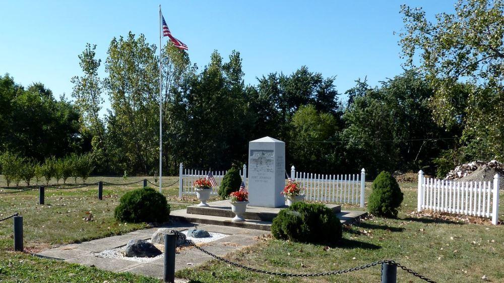 Monument Fort Jennings