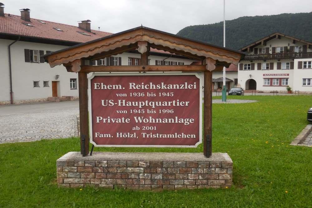 Former Reichskanzlei Dienststelle Berchtesgaden