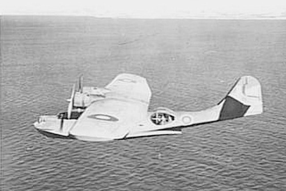 Crash Site PBY Catalina A24-20