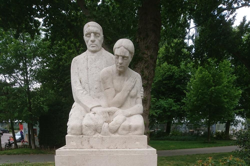 Monument Executie 12 Februari 1945
