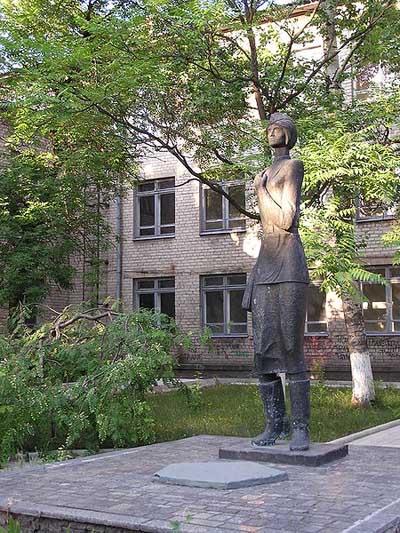 Nurse Memorial Donetsk