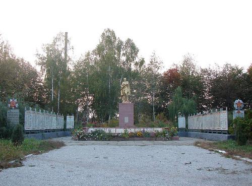 Mass Grave Soviet Soldiers Samotoyivka