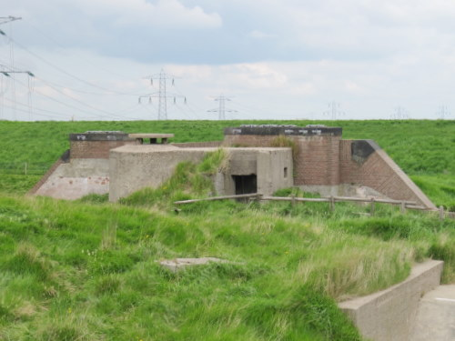 Stützpunkt Große Kurfürst - Tobruk 1 Fortress Ellewoutsdijk