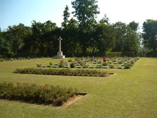 Commonwealth War Cemetery Digboi