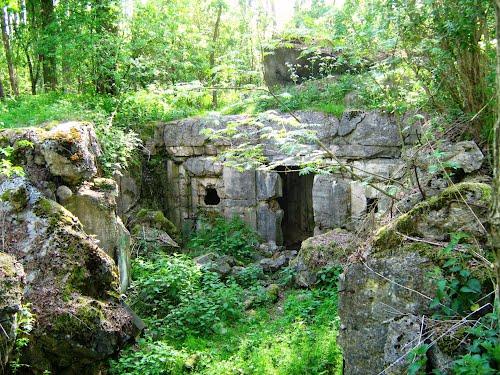 Pommernstellung - Restant Bunker Golce (A)