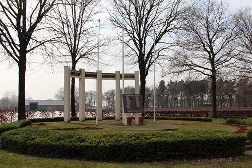 Oorlogsmonument Liessel