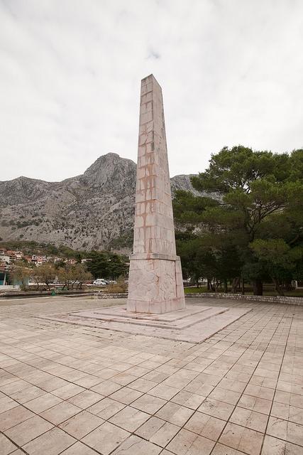 Partisan Memorial Kotor