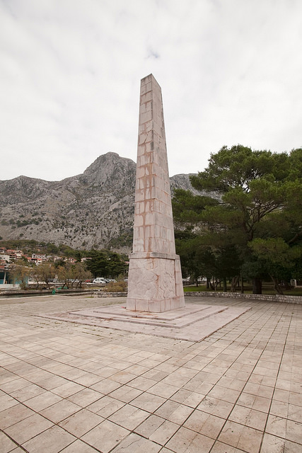 Partizanenmonument Kotor