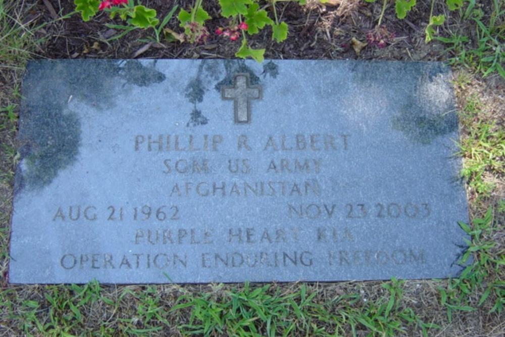 Amerikaans Oorlogsgraf Saint Joseph Cemetery
