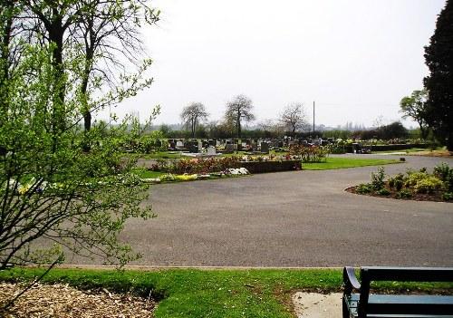 Oorlogsgraven van het Gemenebest Earl Shilton Cemetery