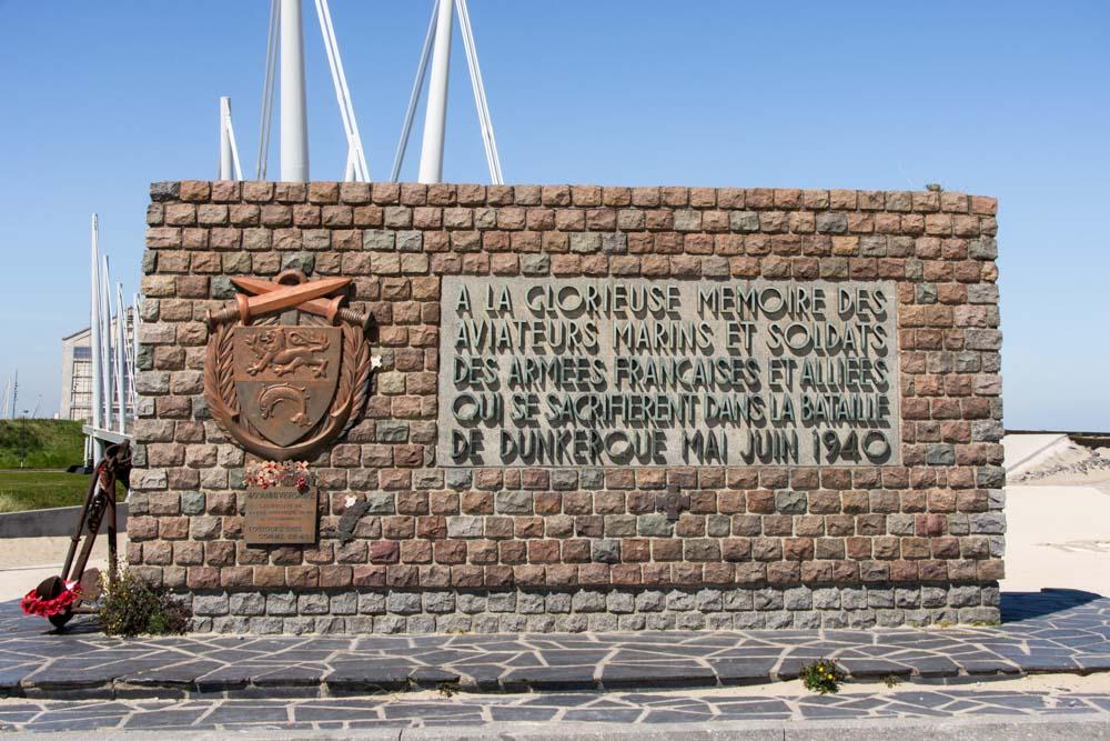 Monument Slag om Dunkerque