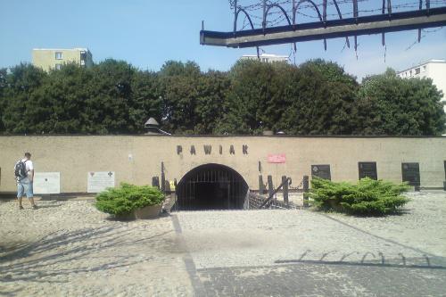 Museum van de Pawiak-gevangenis