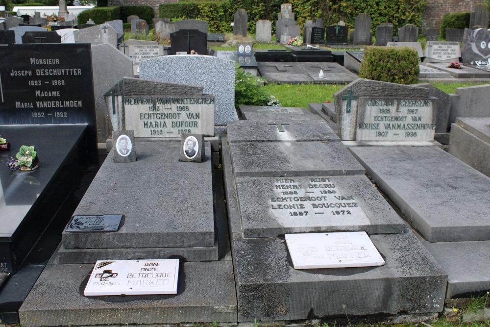 Veteran War Graves Klemskerke