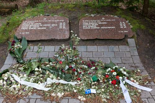 Monument Doodgeschoten Joden