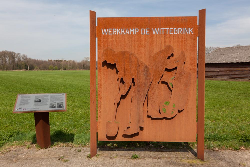 Monument Werkkamp de Wittebrink