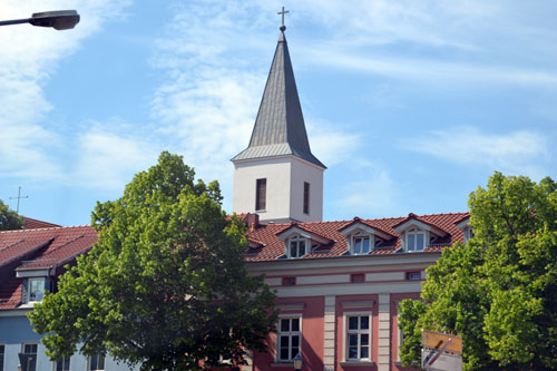 Evangelic Church Seelow