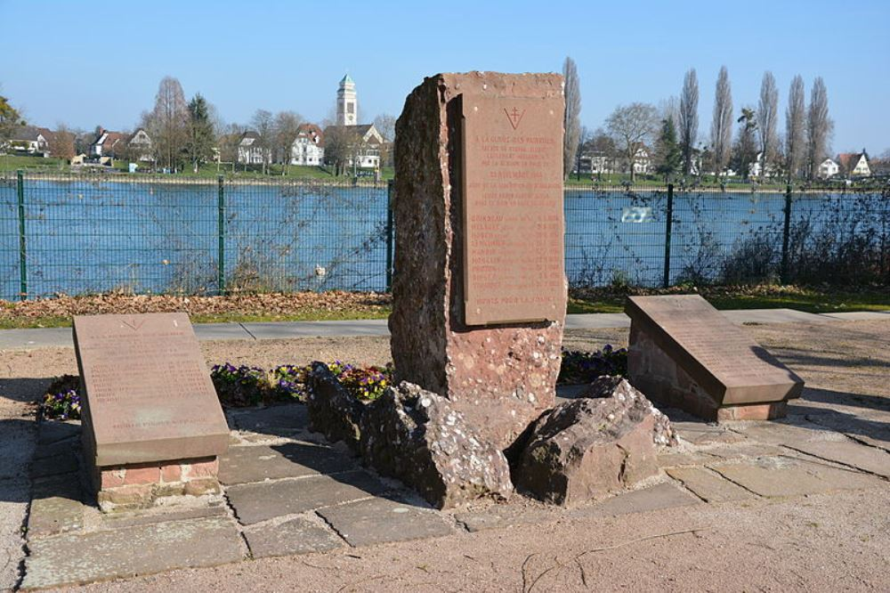 Memorial Executions 23, 24 and 29 November 1944