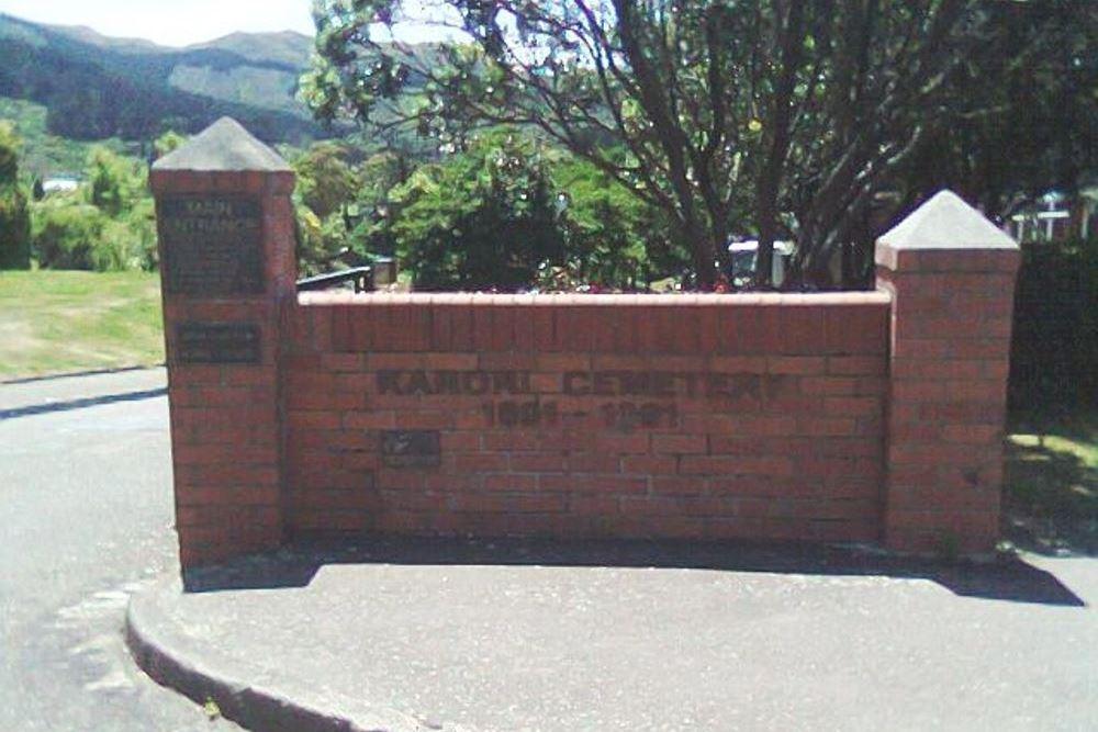 Memorial Wellington Crematorium