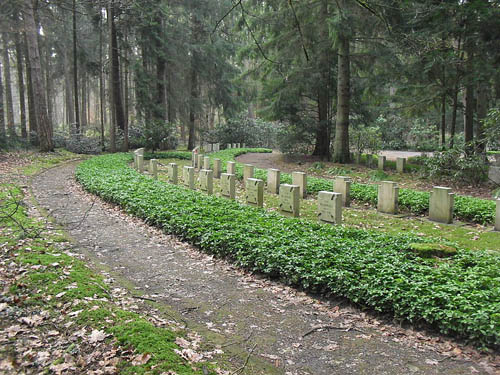 German War Cemetery Kurwald