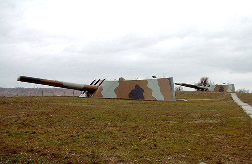 Sector Sevastopol - Coastal Battery No.30