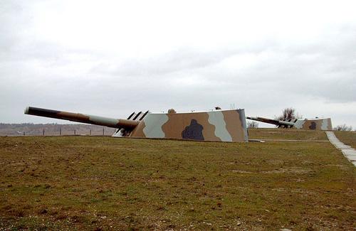 Sector Sevastopol - Kustbatterij Nr.30
