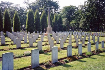 Commonwealth War Graves Bishopwearmouth Cemetery