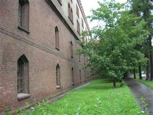 Festung Königsberg - Verdedigingskazerne