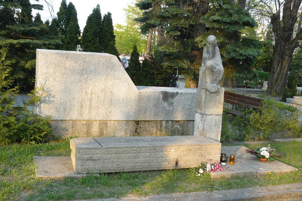 Monument Slachtoffers Fascisme Poznan