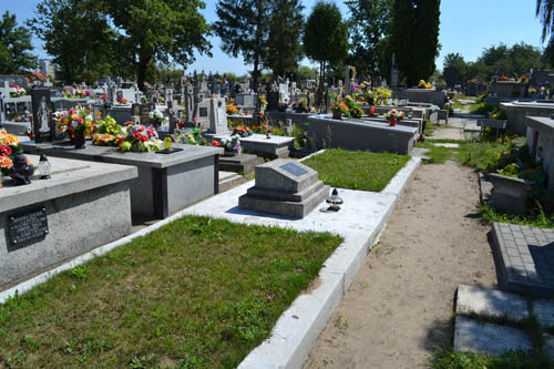 Polish War Graves Parish Cemetery Mielec