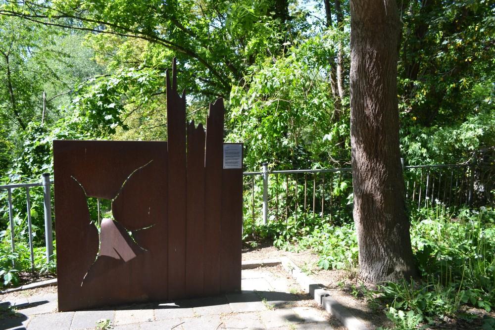 Monument Eerste Vuurgevecht Roermond