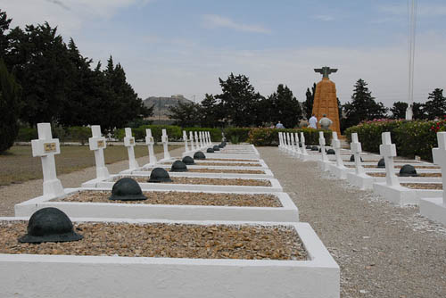 French War Cemetery Takrouna