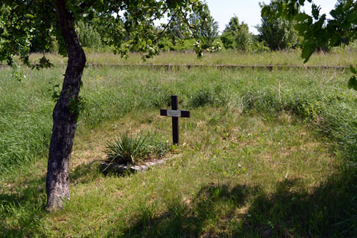 German Field Grave Reitwein